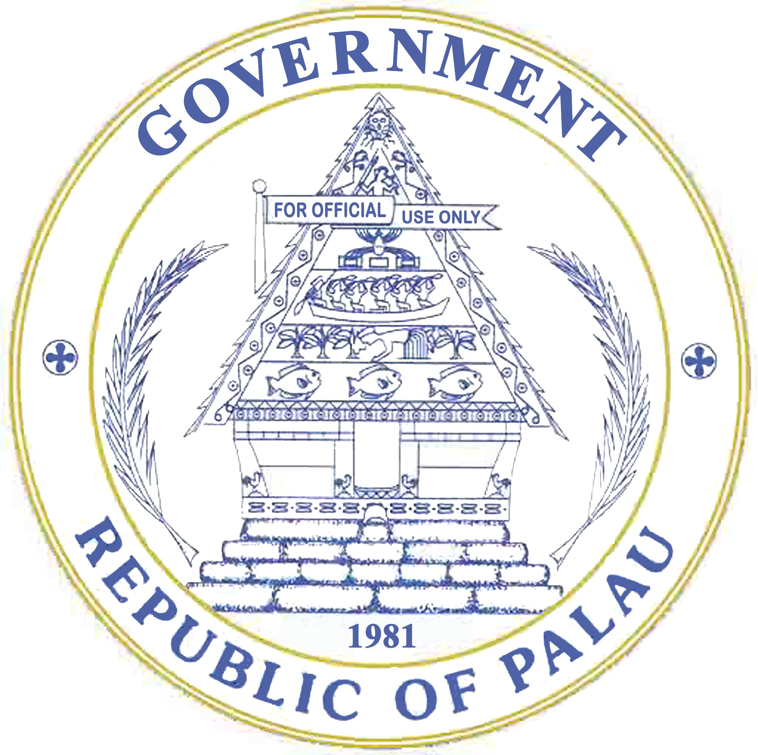 PalauGovtLogo 10inx10in Color
